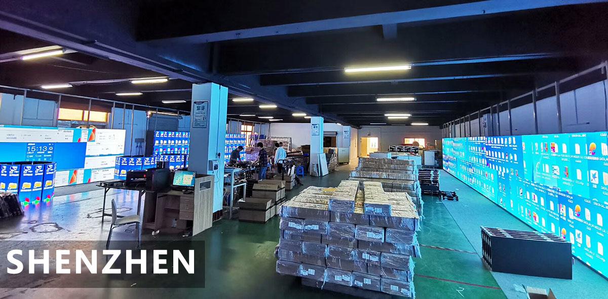 led screen factory 1