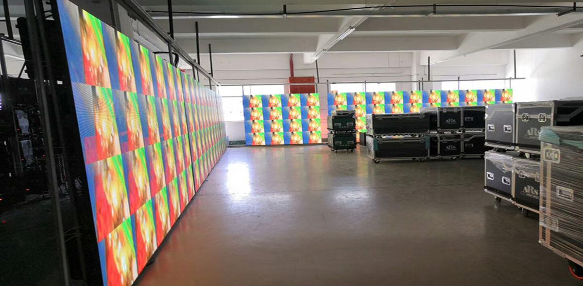 led screen factory 4