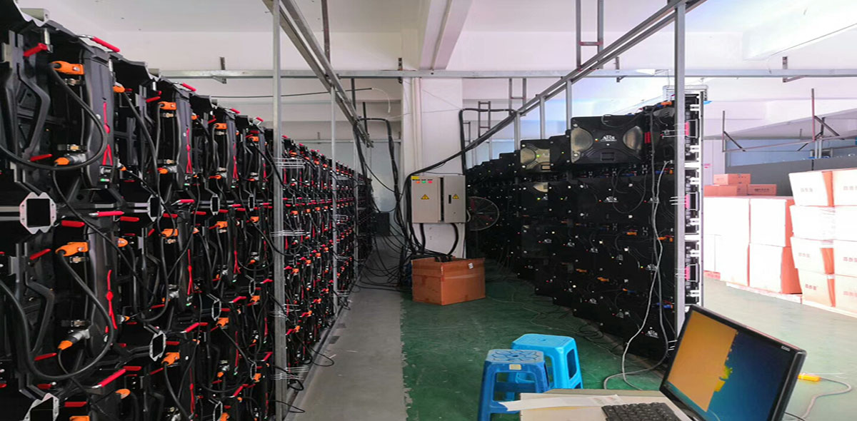 led screen factory 5