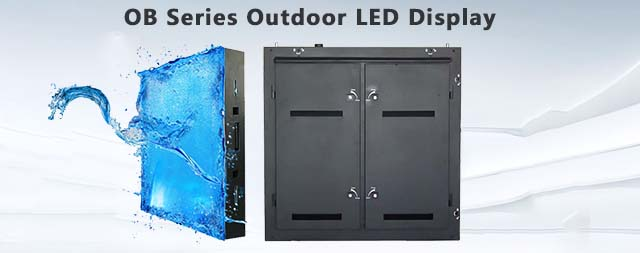 outdoor LED Display China