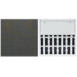 front maintenance outdoor led display