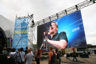 LED Screen for Festival Events,Stage LED Screen Milwaukee,USA