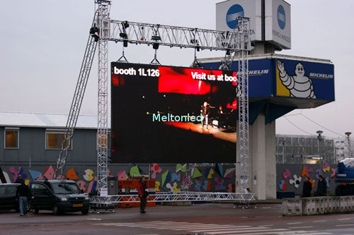 led screen rental los angeles
