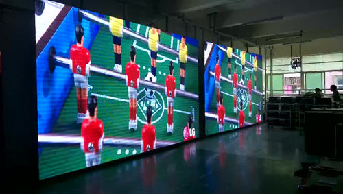 led screen rental chicago