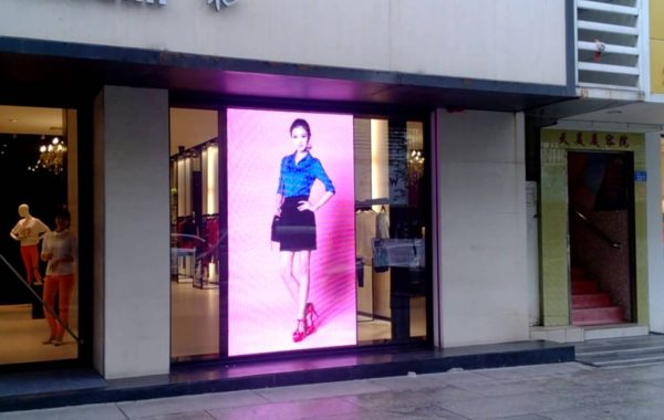 retail led displays