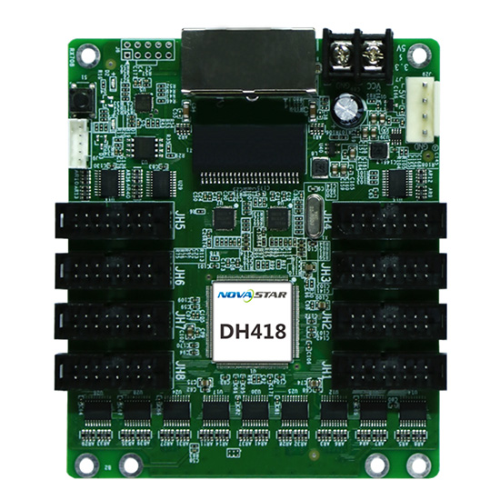 Novastar DH418 Receiver Card